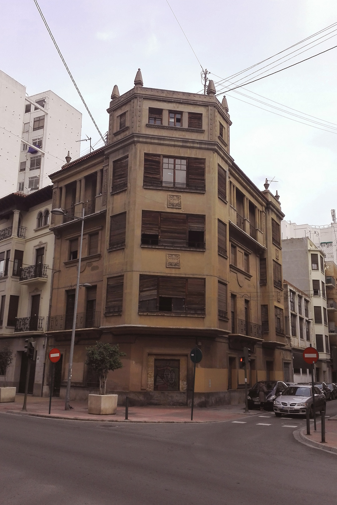 IEE – Ordenanza de Castellon relativa al Informe Evaluación del Edificio