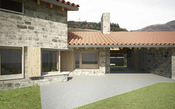 Primera Passivhaus de madera en Aragón
