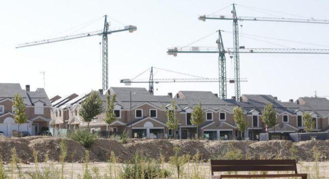 Boom de vivienda nueva en Boadilla del Monte