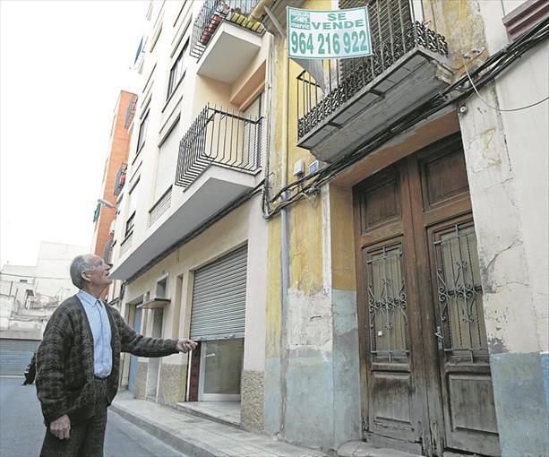IEE – Informe de Evaluacion del edificio en Castellon