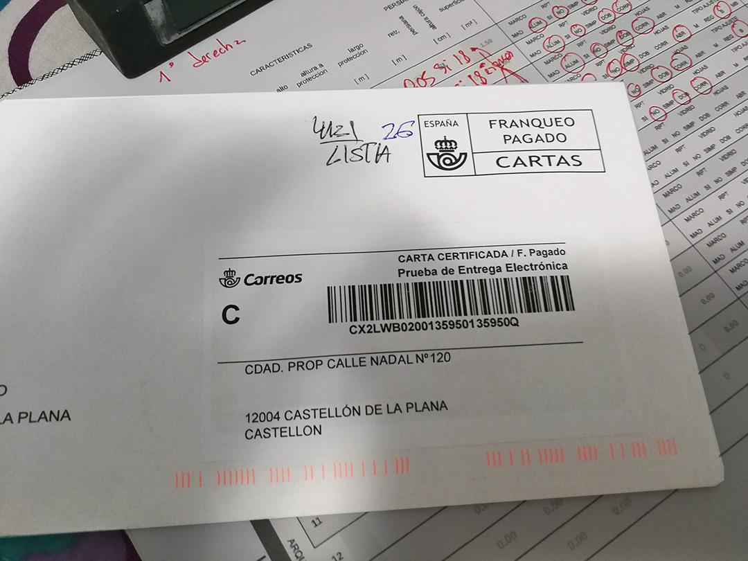 Carta IEE ayuntamiento Castellon